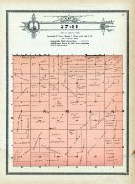 Township 27 Range 11, Inman, Holt County 1915